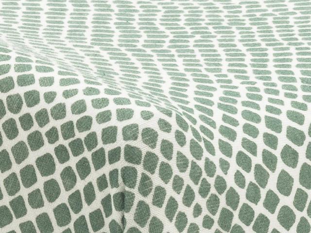 Afbeelding Aankleedkussenhoes jersey 50x70cm Snake ash green