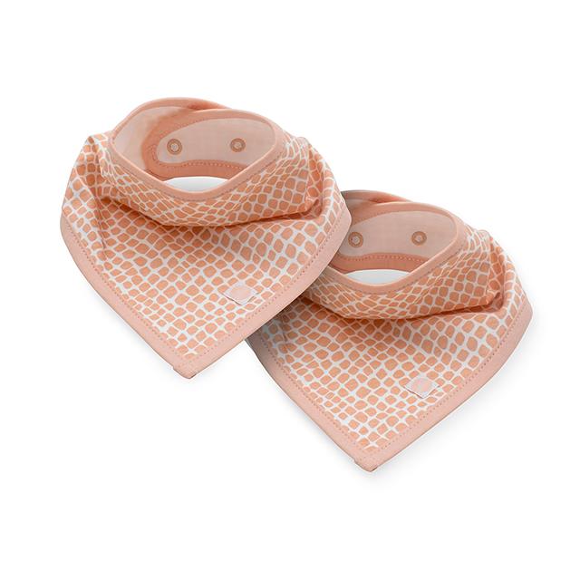 Afbeelding Slab Bandana Snake pale pink (2 pack)