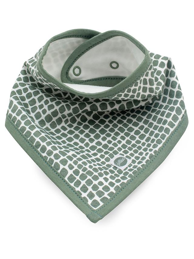 Afbeelding Slab Bandana Snake ash green (2 pack)