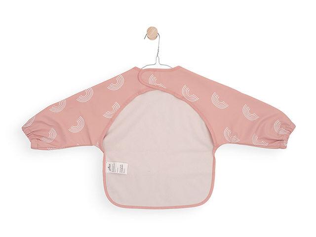 Afbeelding Slab Waterproof met mouw Rainbow blush pink