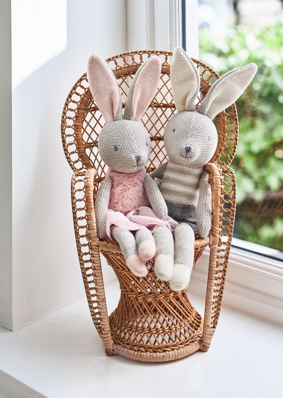Afbeelding Knuffel Bunny Nola