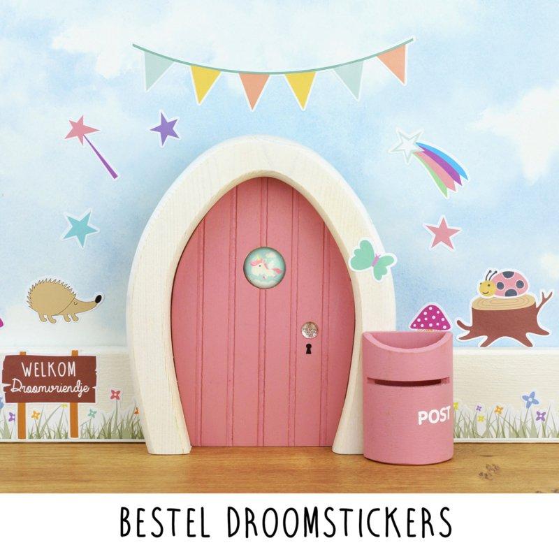 Afbeelding Droomstickers