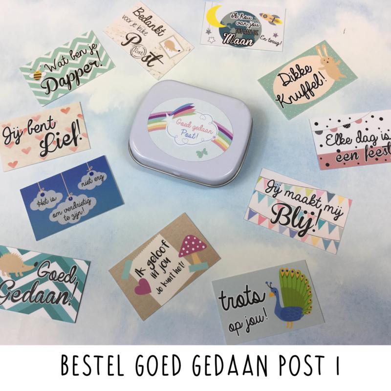 Afbeelding Goed Gedaan Post versie 1