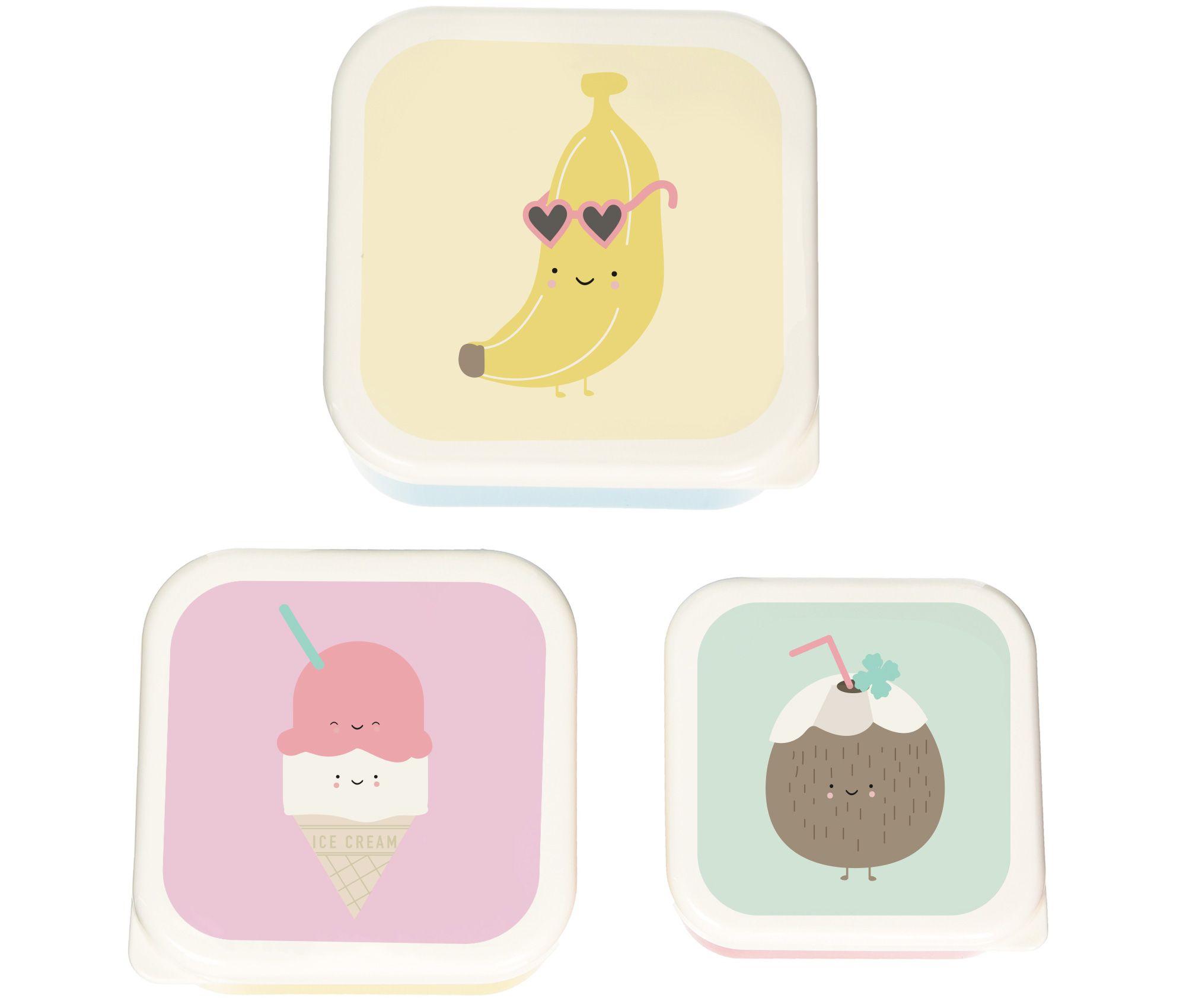 Afbeelding 3 snackdozen – Banana
