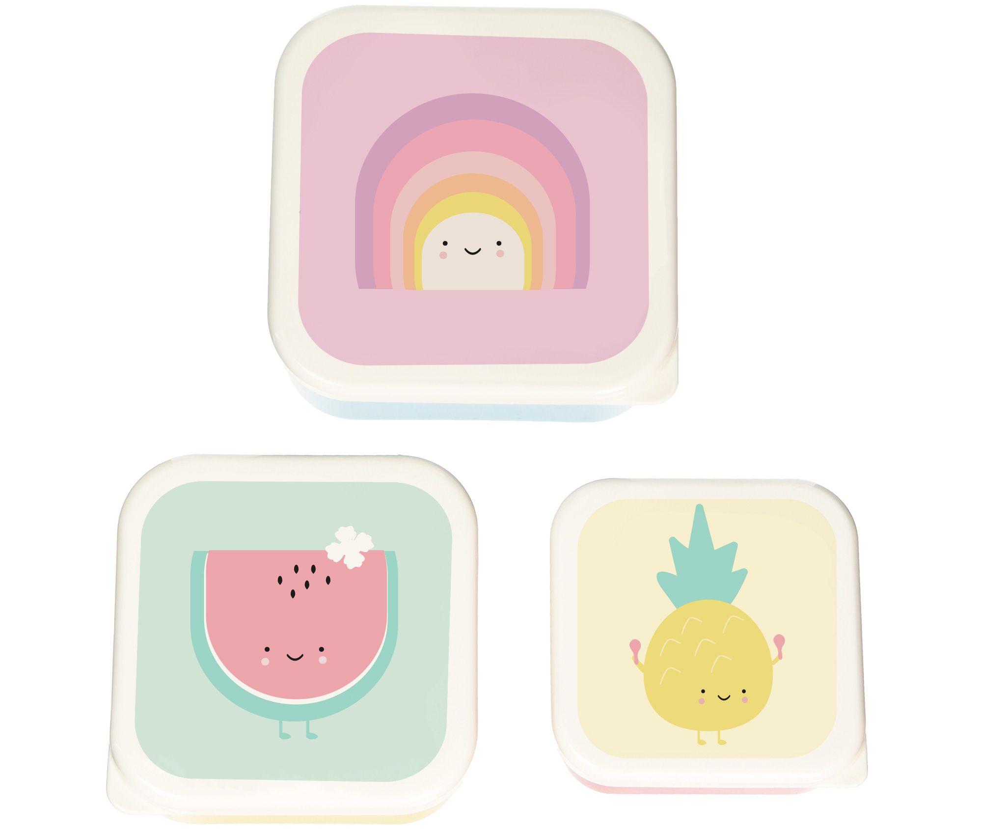 Afbeelding 3 snackdozen – Rainbow