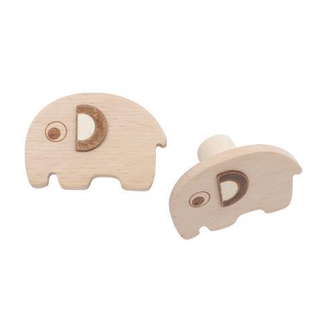 Afbeelding Houten haakjes – Fanto the elephant
