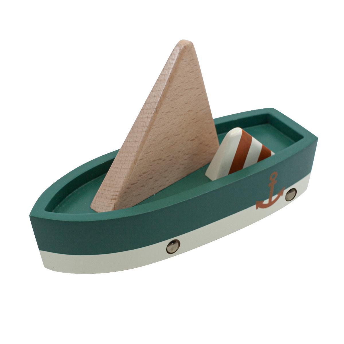 Afbeelding Zeilboot hout