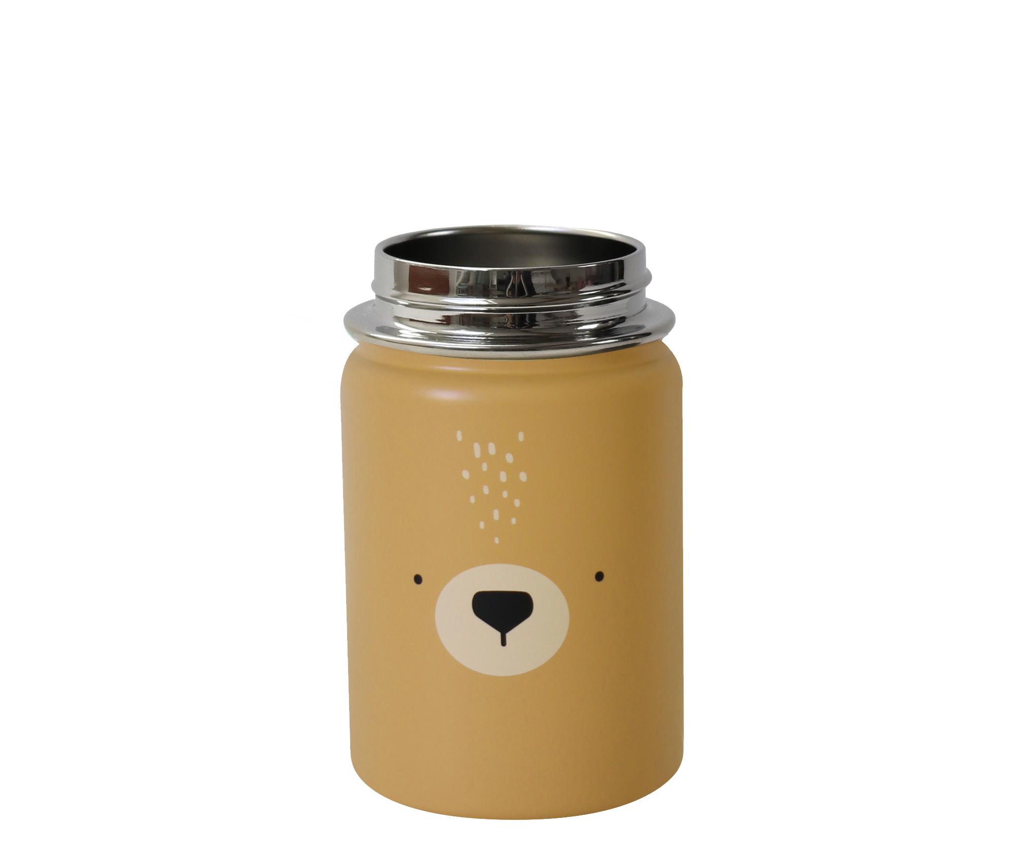 Afbeelding Roestvrijstalen beker – Honey Bear
