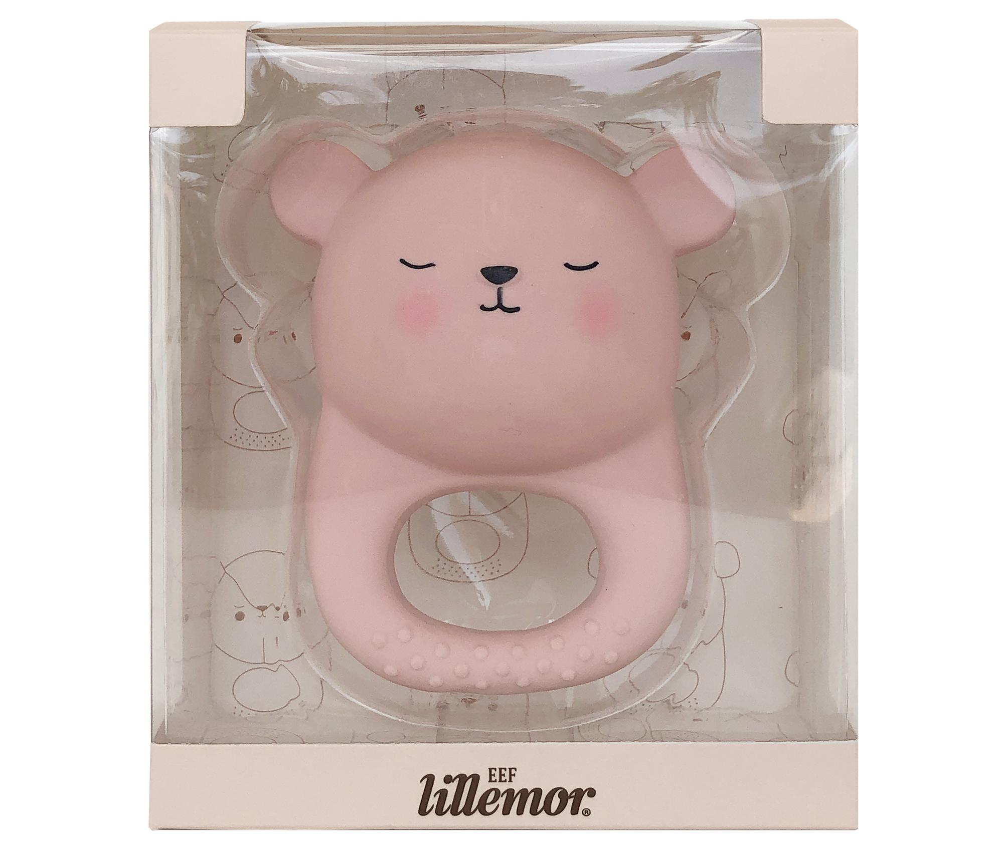 Afbeelding Bijtring babyspeeltje bear