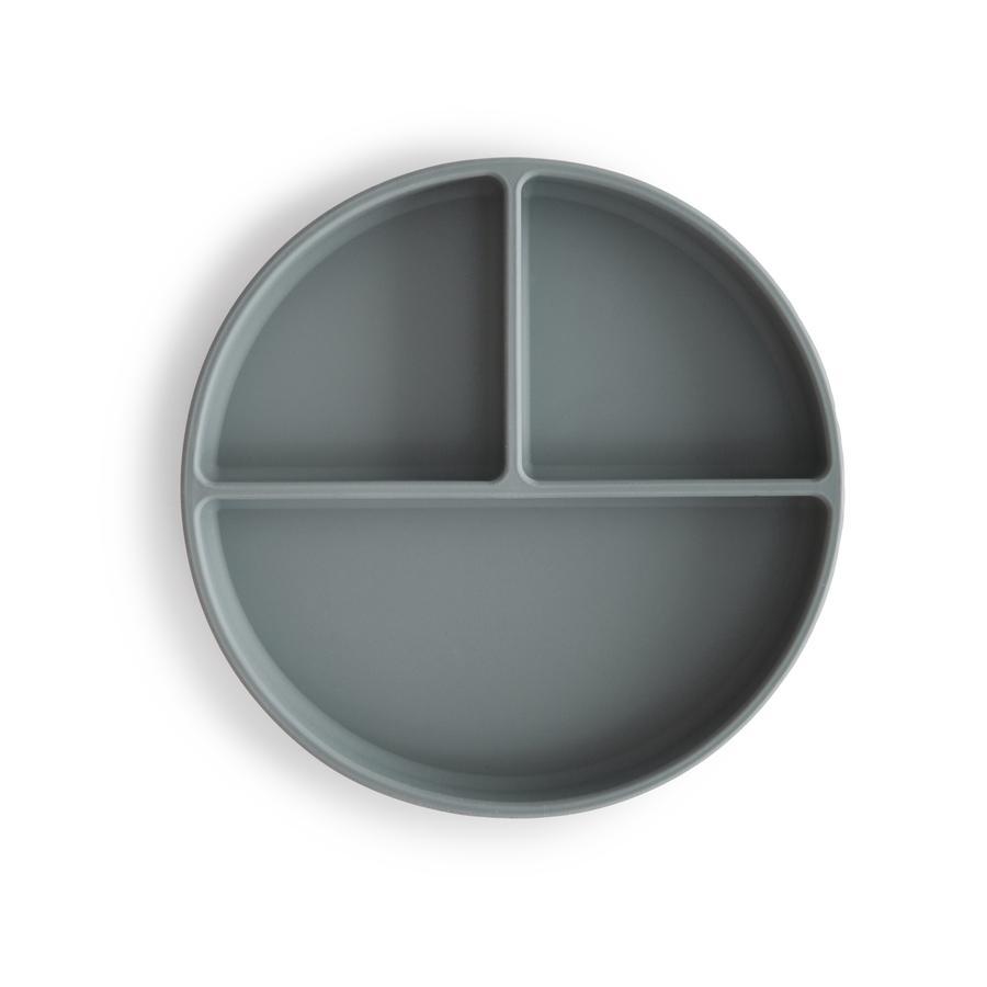 Afbeelding Anti-slip Bord met 3 vakken – Stone