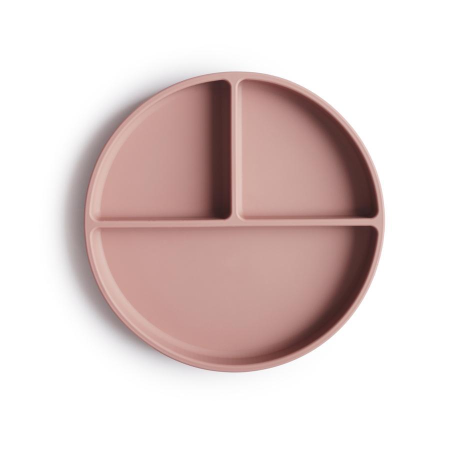 Afbeelding Anti-slip Bord met 3 vakken – Blush