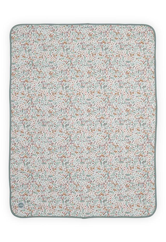 Afbeelding Jersey deken wieg bloom