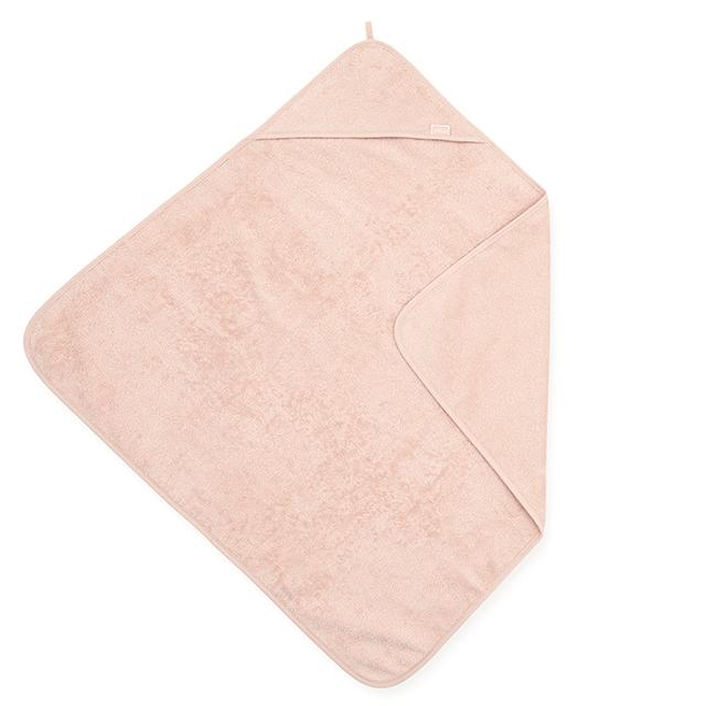 Afbeelding Badcape 75x75cm pale pink