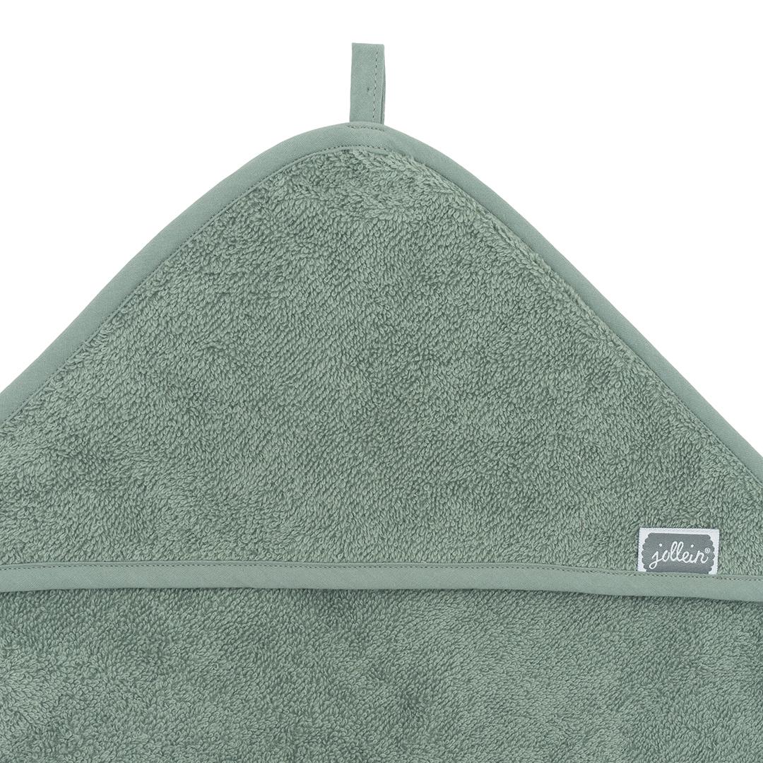 Afbeelding Badcape 75x75cm ash green