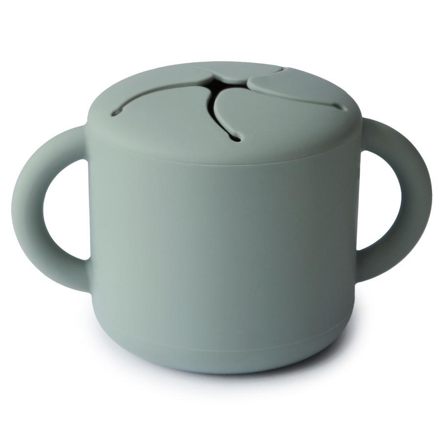Afbeelding Siliconen Snack Cup Cambridge Blue
