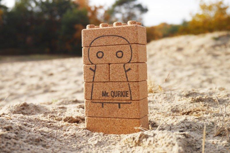 Afbeelding 7 Qurkies Blokken puzzel