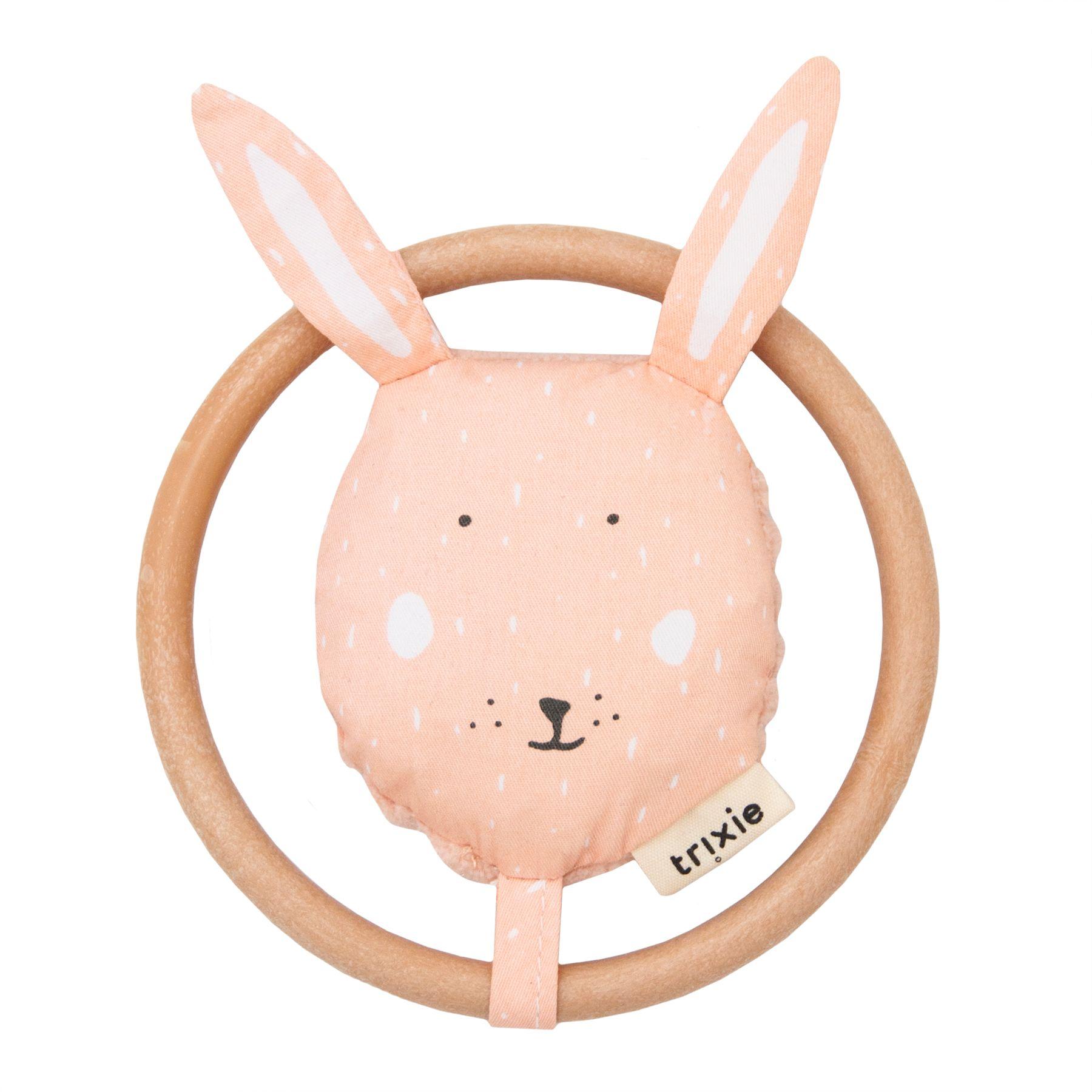 Afbeelding Rammelaar – Mrs Rabbit