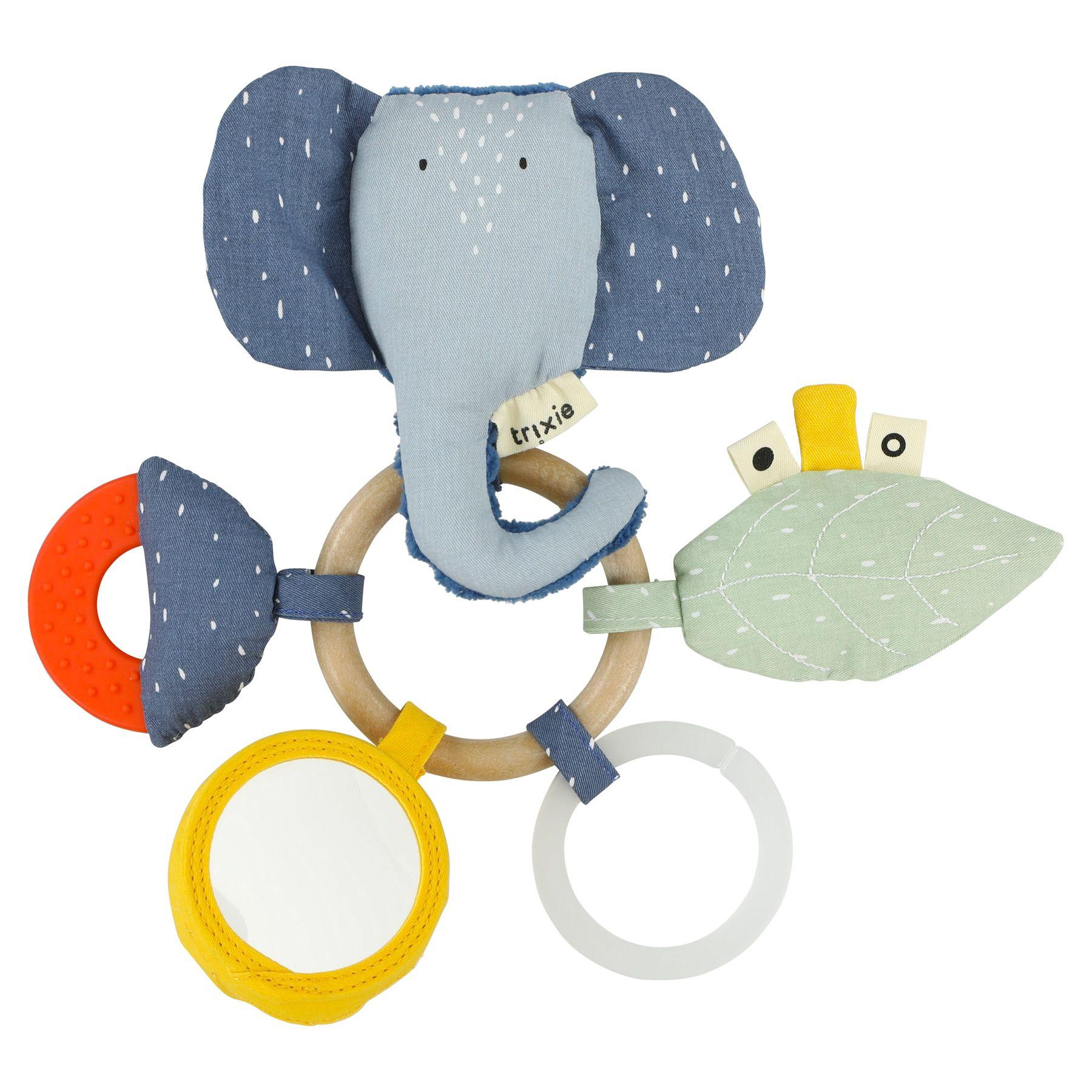 Afbeelding Activiteitenring – Mrs Elephant