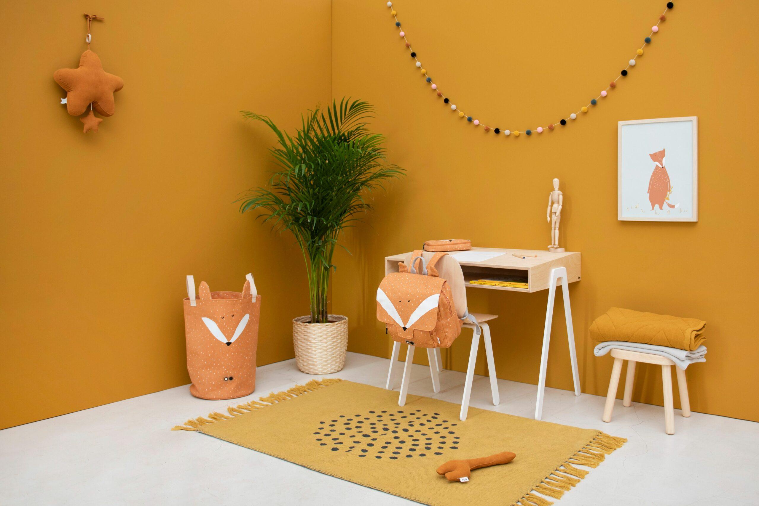 Afbeelding Trixie Speelgoedzak Mr Fox