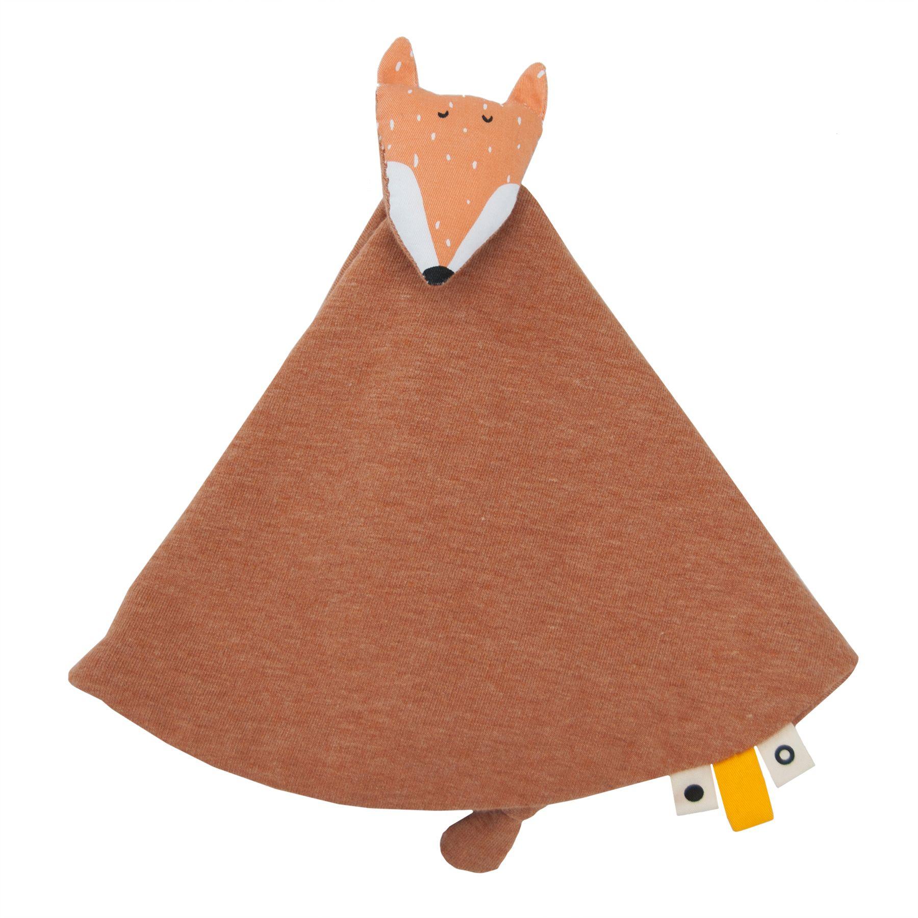 Afbeelding Knuffeldoekje Mr Fox
