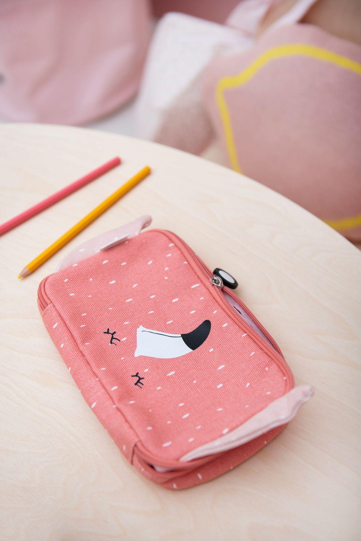 Afbeelding Pennenzak – Mrs Flamingo
