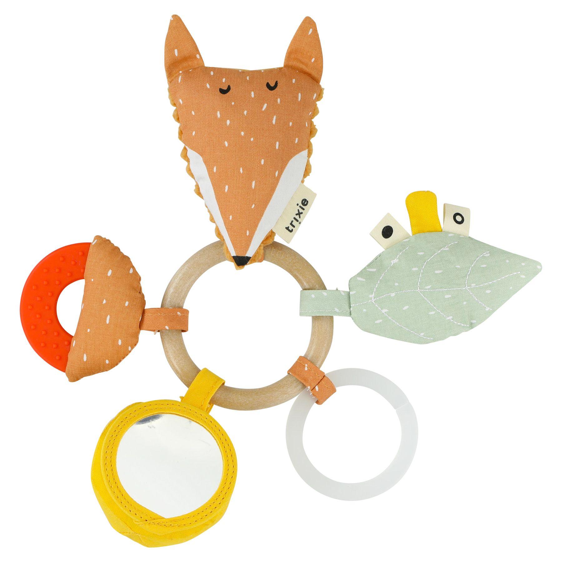Afbeelding Activiteitenring – Mr Fox