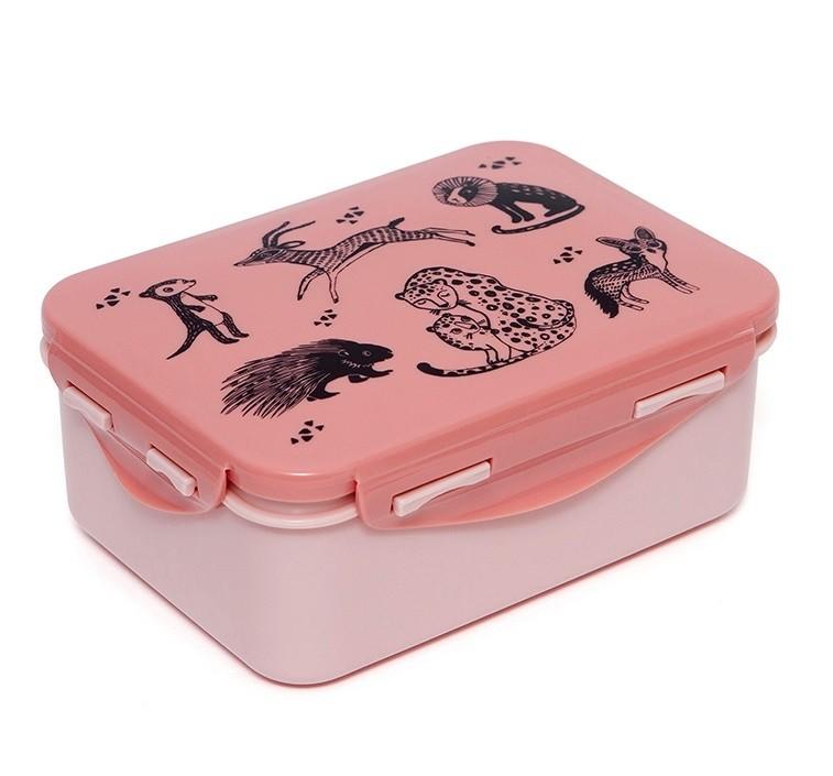 Afbeelding Lunchbox Bloesemroze