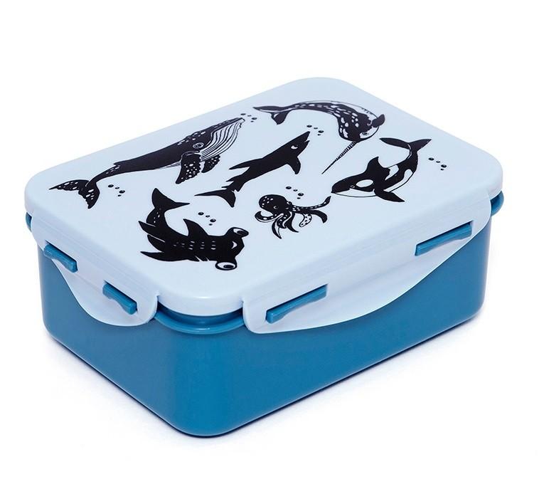 Afbeelding Lunchbox Zeedieren