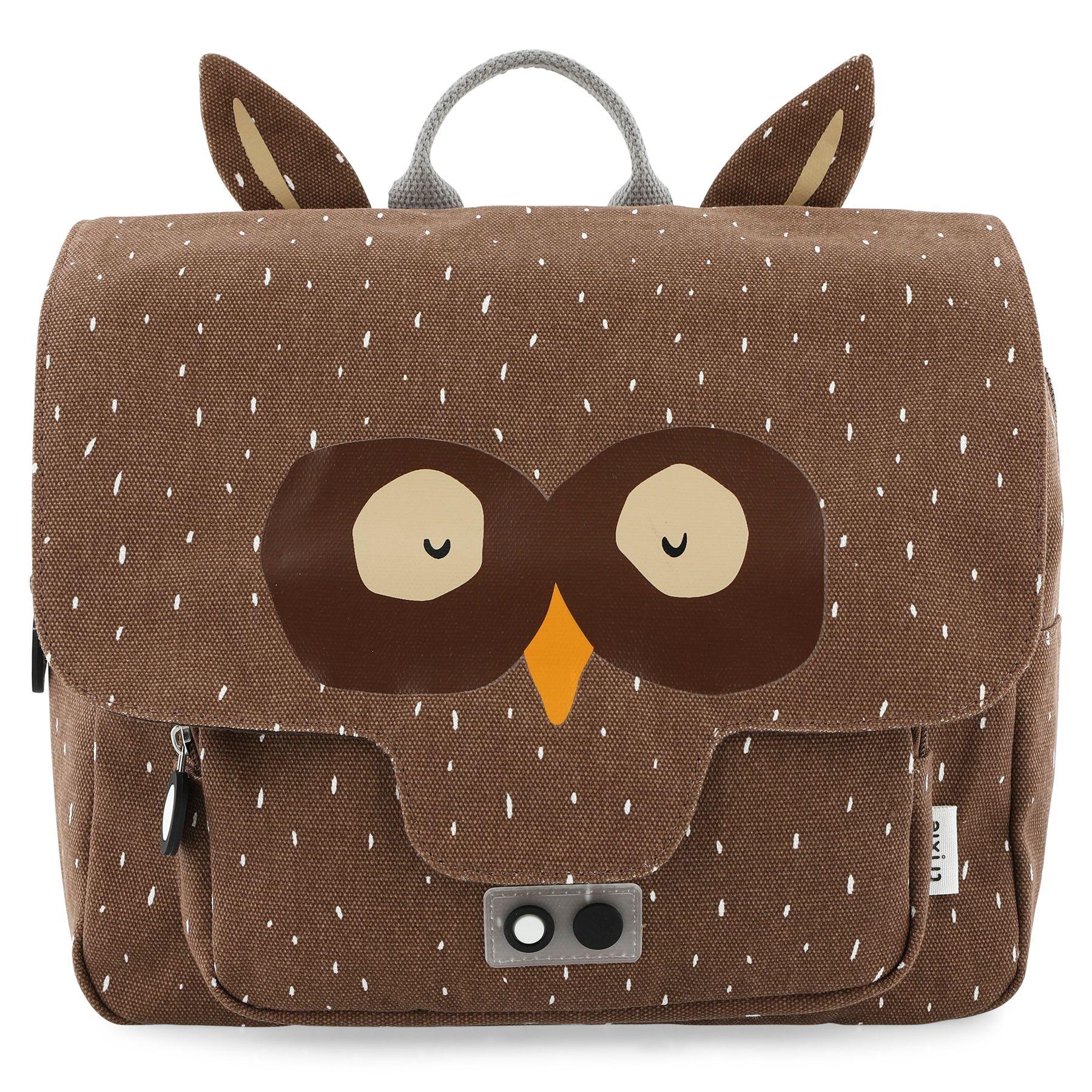 Afbeelding Trixie Boekentas I Mr Owl