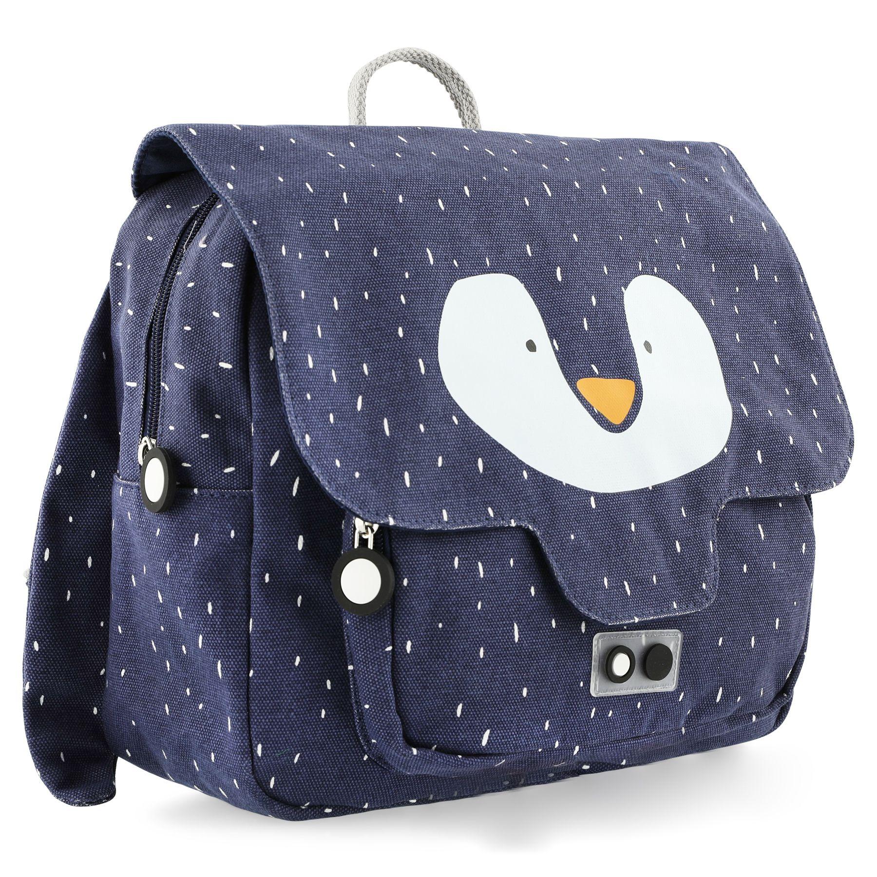 Afbeelding Trixie Boekentas I Mr Penguin