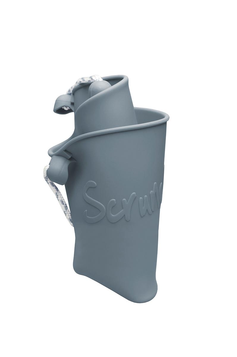 Afbeelding Scrunch emmer I Blauw