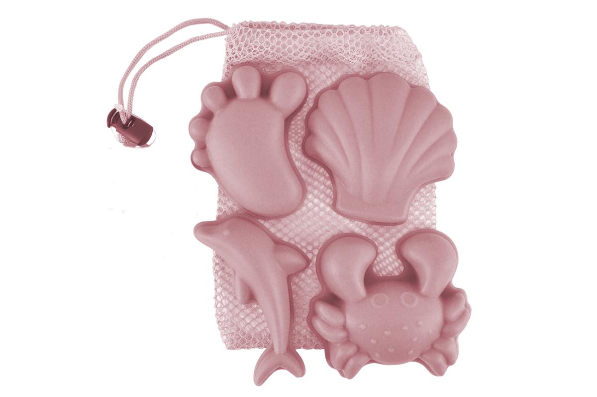 Afbeelding Scrunch zandvormpjes I Oud roze