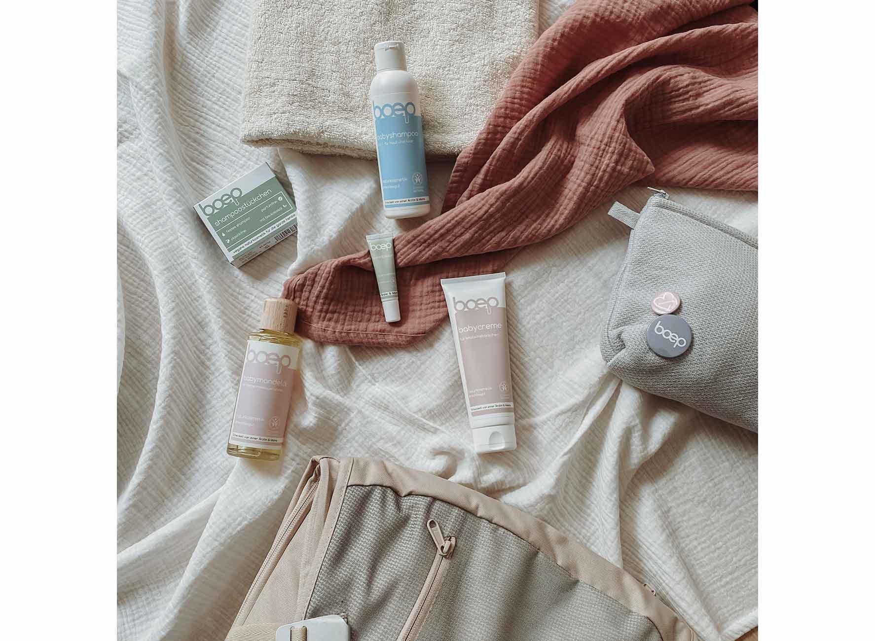 Afbeelding boep Baby shampoo bodywash 2in1