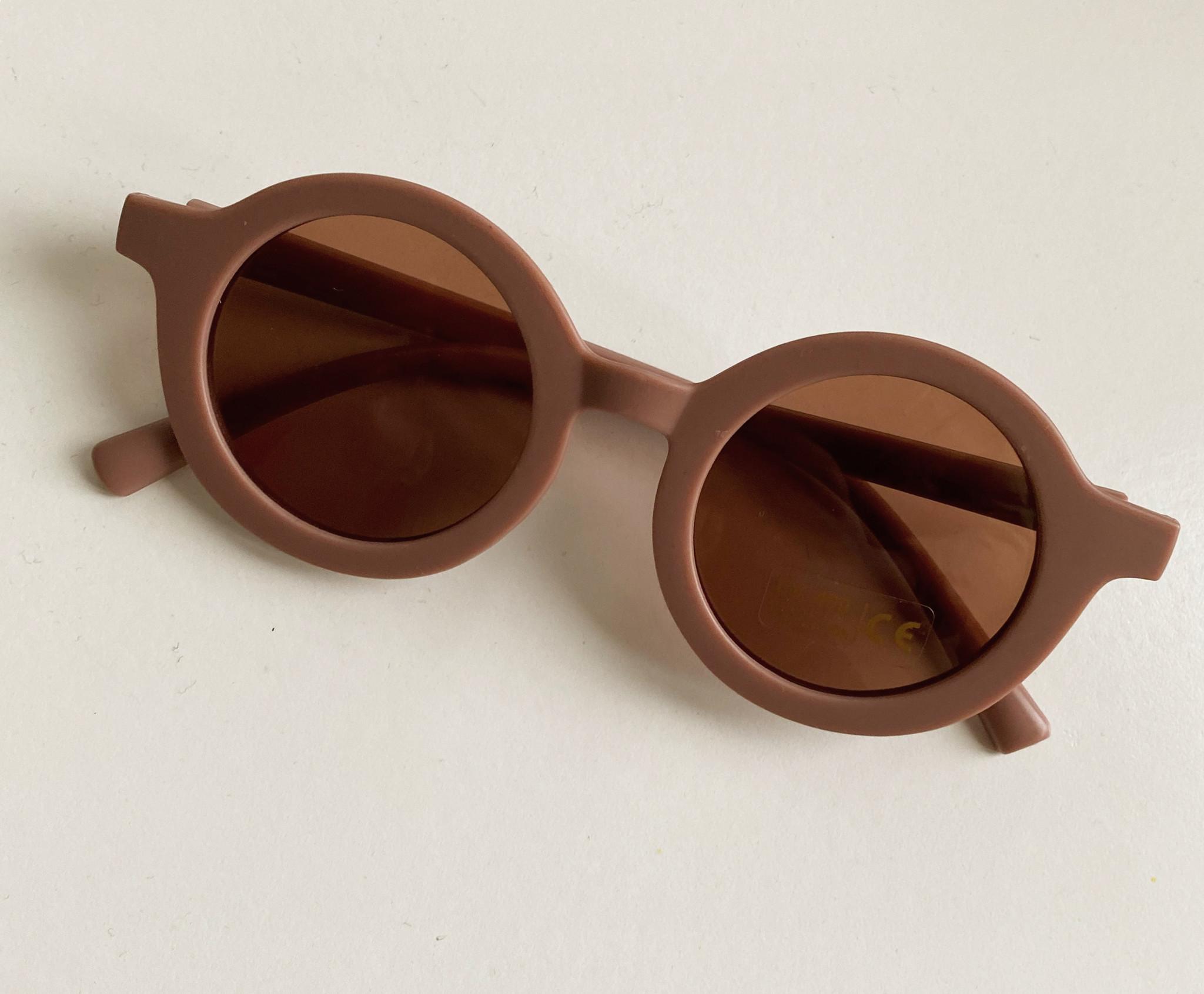Afbeelding Petite Noé zonnebril I Dark rose