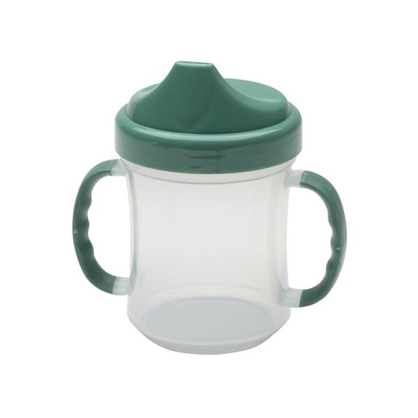 Afbeelding Sugarbooger drinkbeker met handvaten I Jade