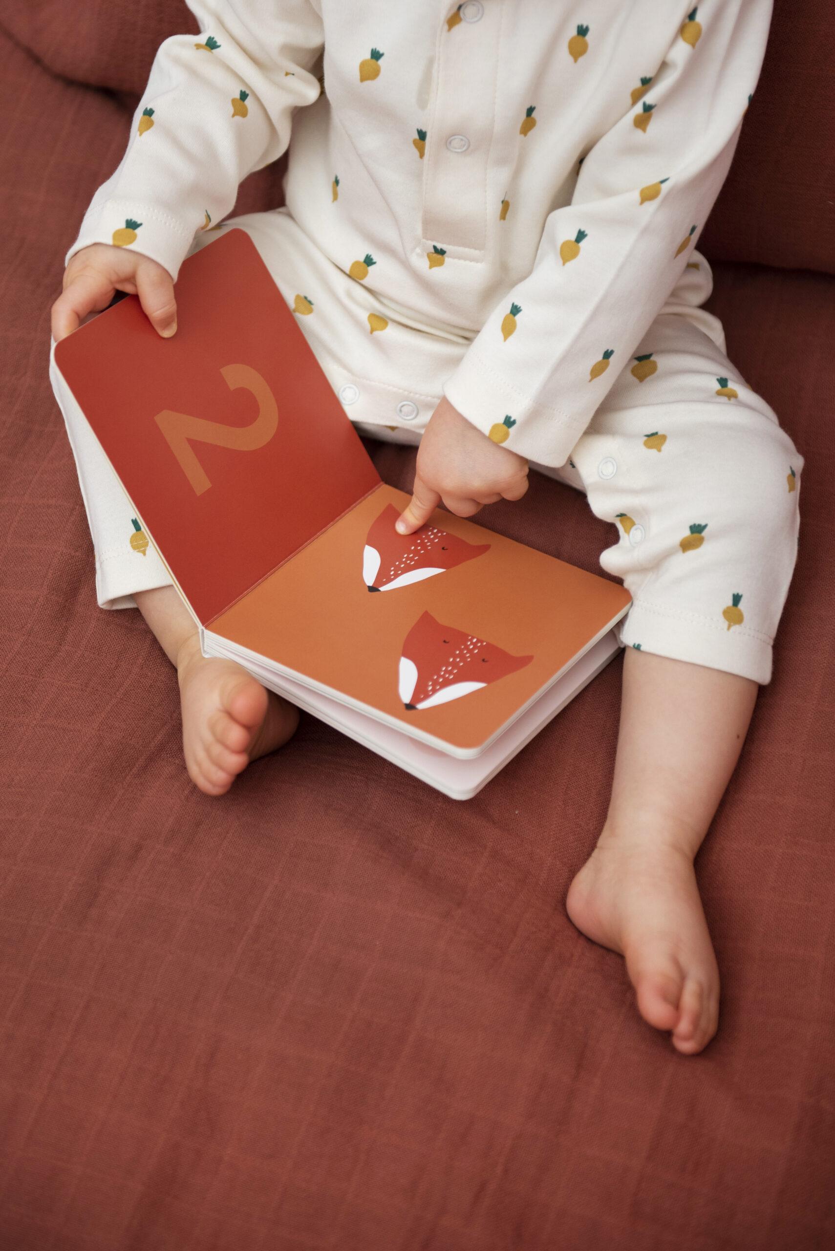Afbeelding Trixie baby telboek