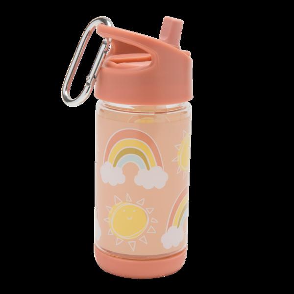 Afbeelding SugarBooger Flip & Sip drinkfles I Rainbow