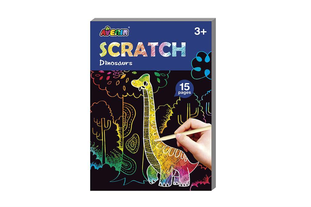 Afbeelding Avenir Scratch I Dinosaurussen