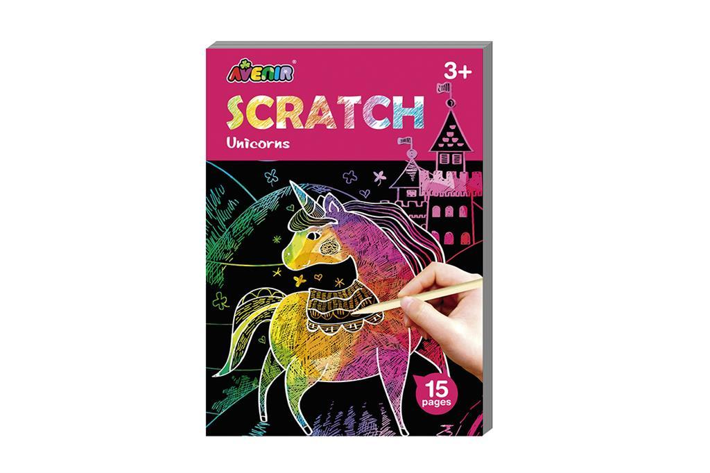 Afbeelding Avenir Scratch I Eenhoorns