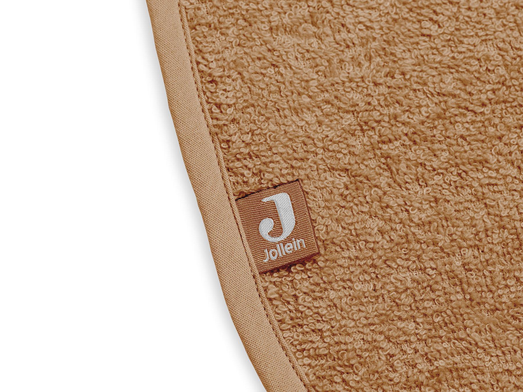 Afbeelding Jollein slab badstof I Caramel