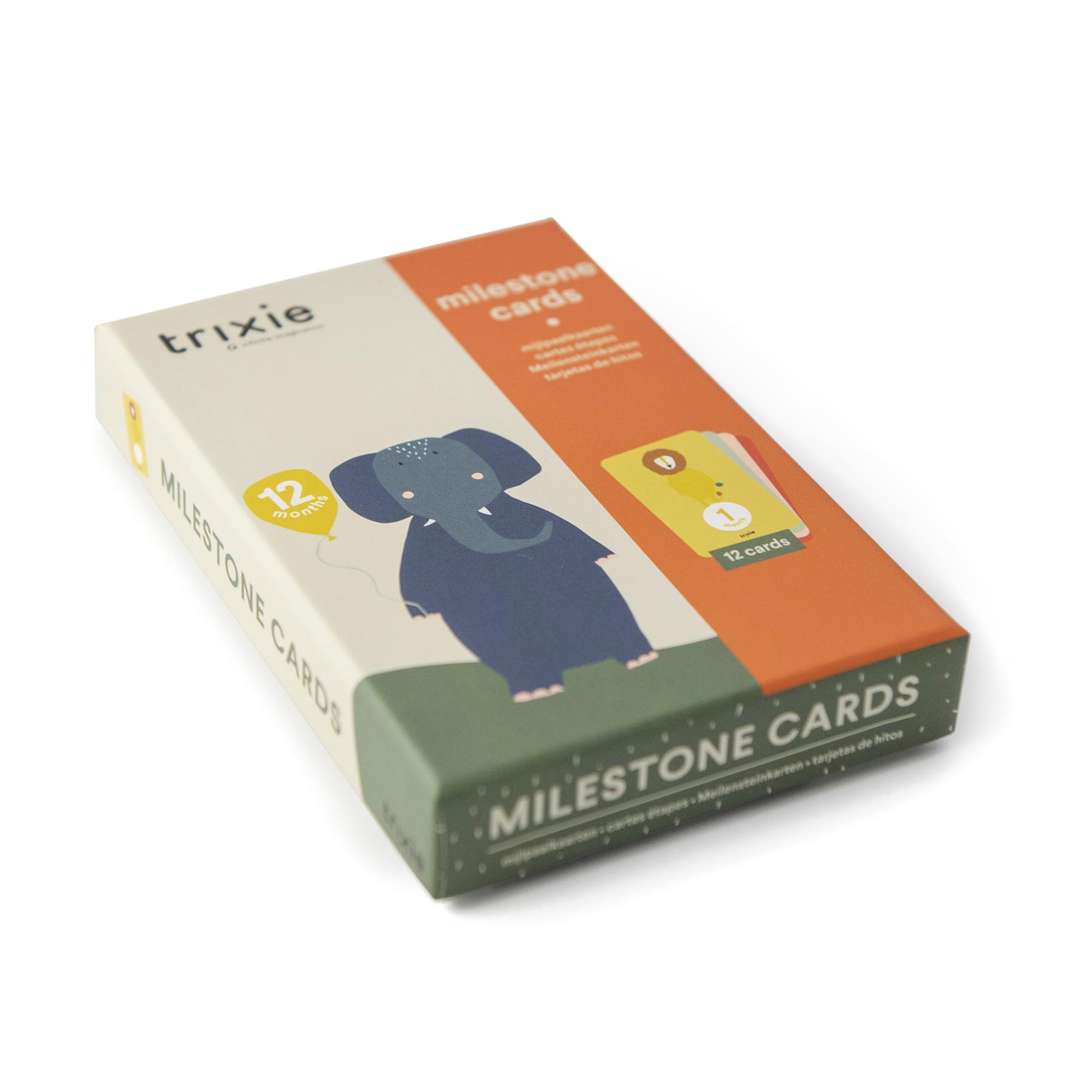 Afbeelding Trixie Milestone Cards