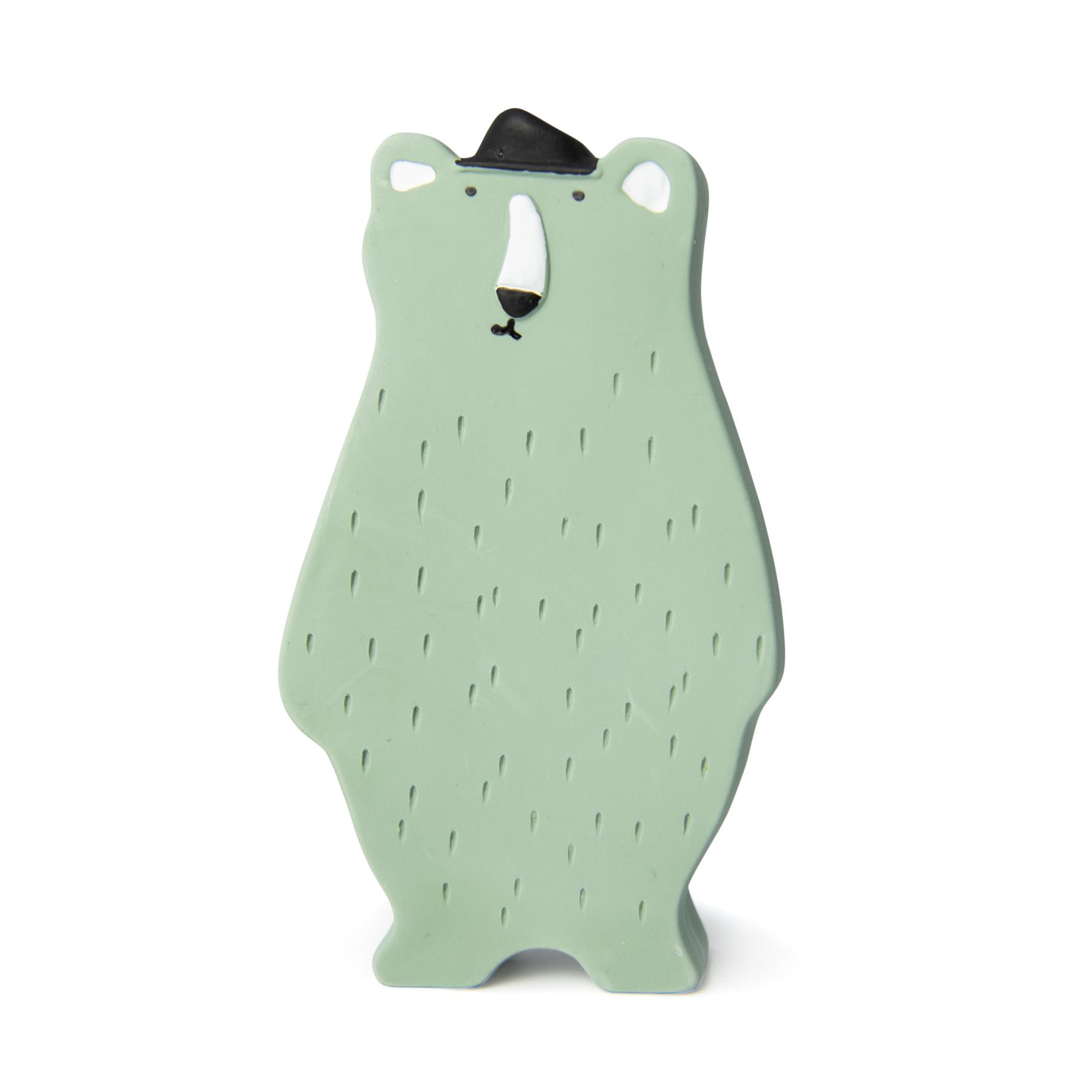 Afbeelding Trixie Bijtspeeltje Natuurrubber I Mr Polar Bear
