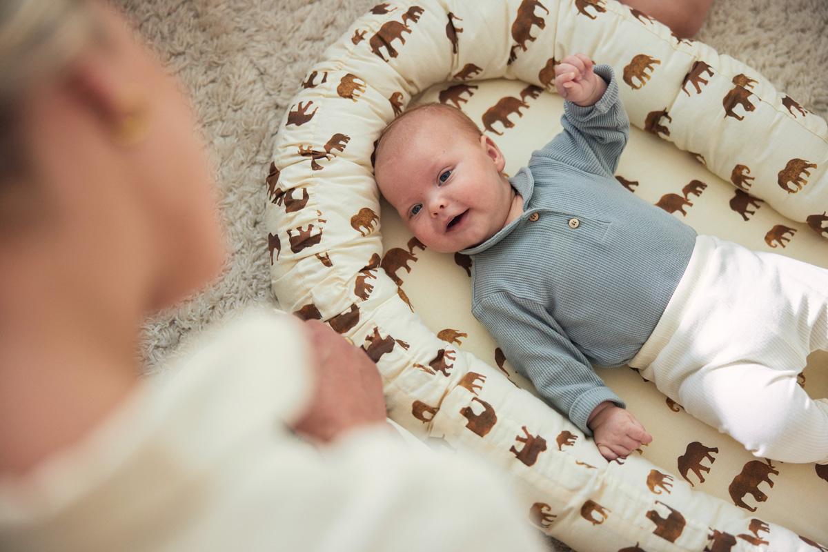 Afbeelding Jollein Babynest I Savannah