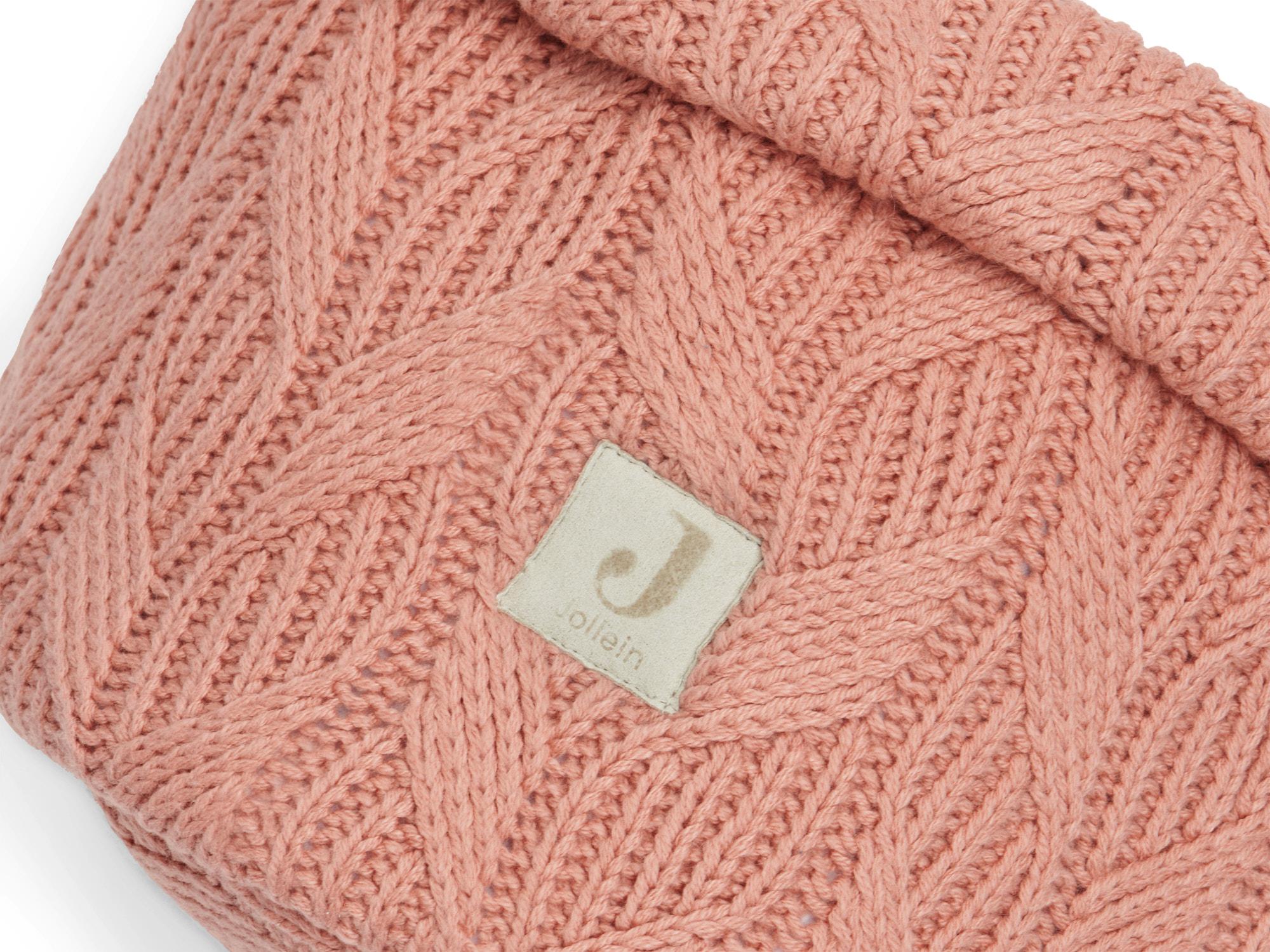 Afbeelding Jollein Commodemandje Spring Knit I Rosewood