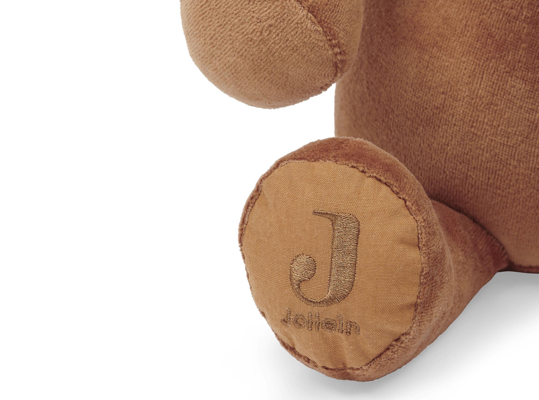 Afbeelding Jollein Knuffel Elephant I Caramel