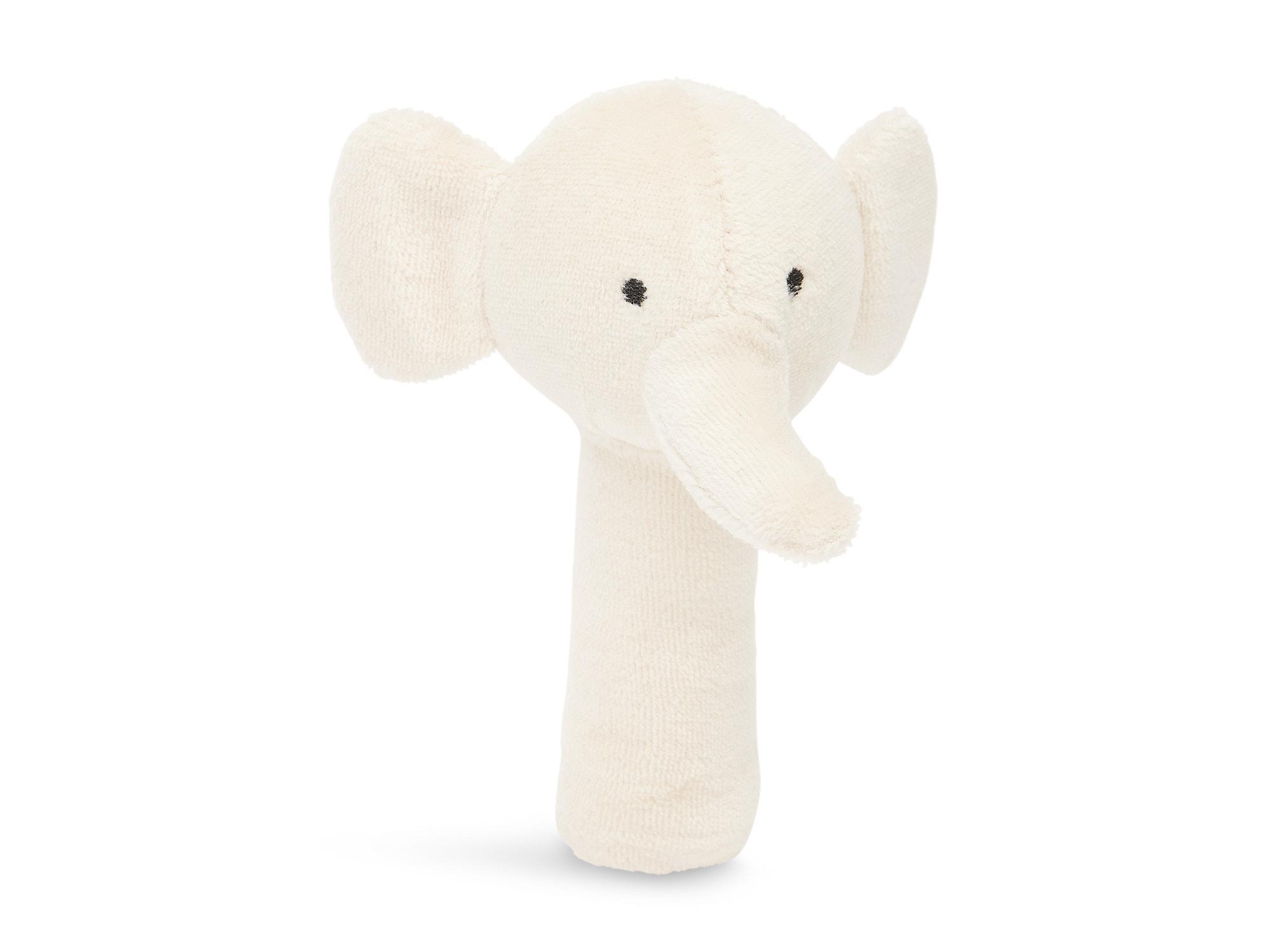 Afbeelding Jollein Rammelaar Elephant I Nougat