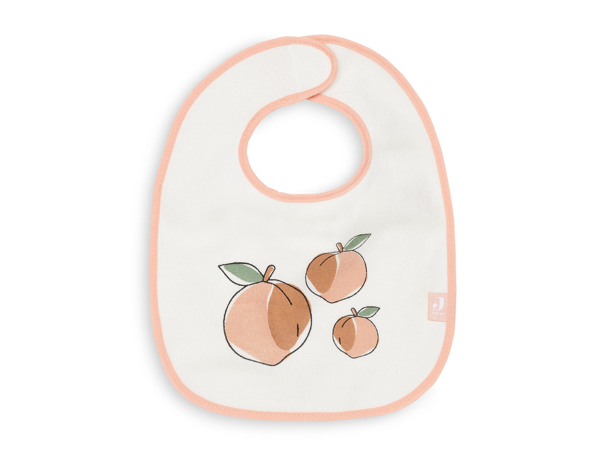 Afbeelding Jollein Slab I Peach (3pack)