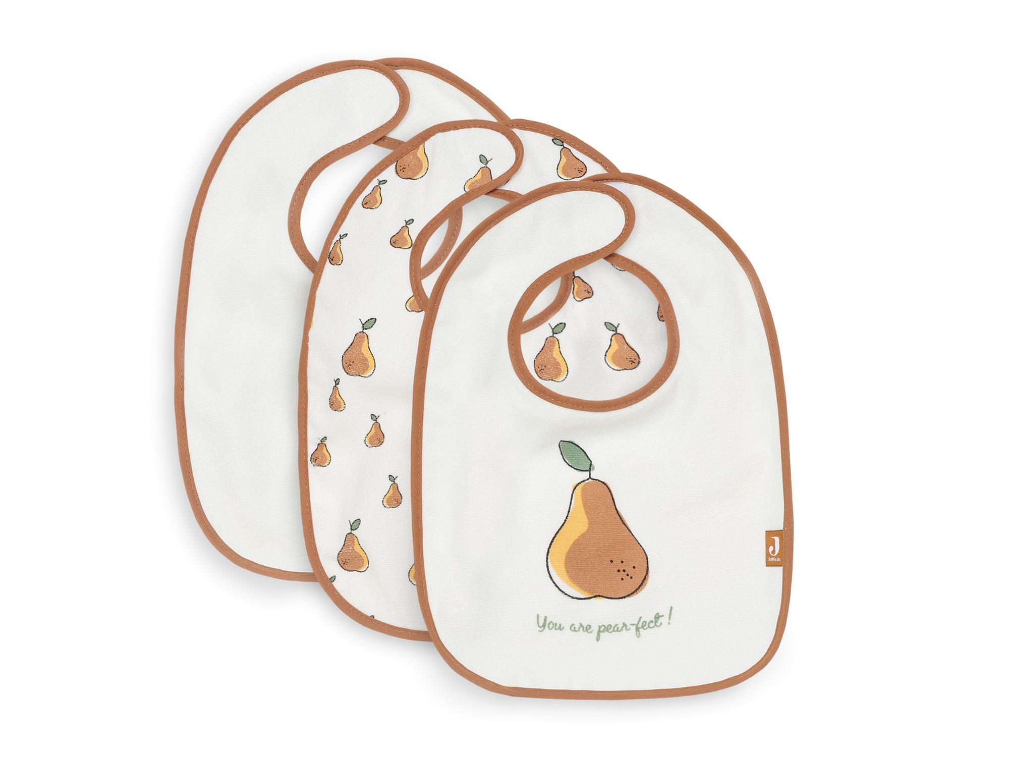 Afbeelding Jollein Slab I Pear (3pack)
