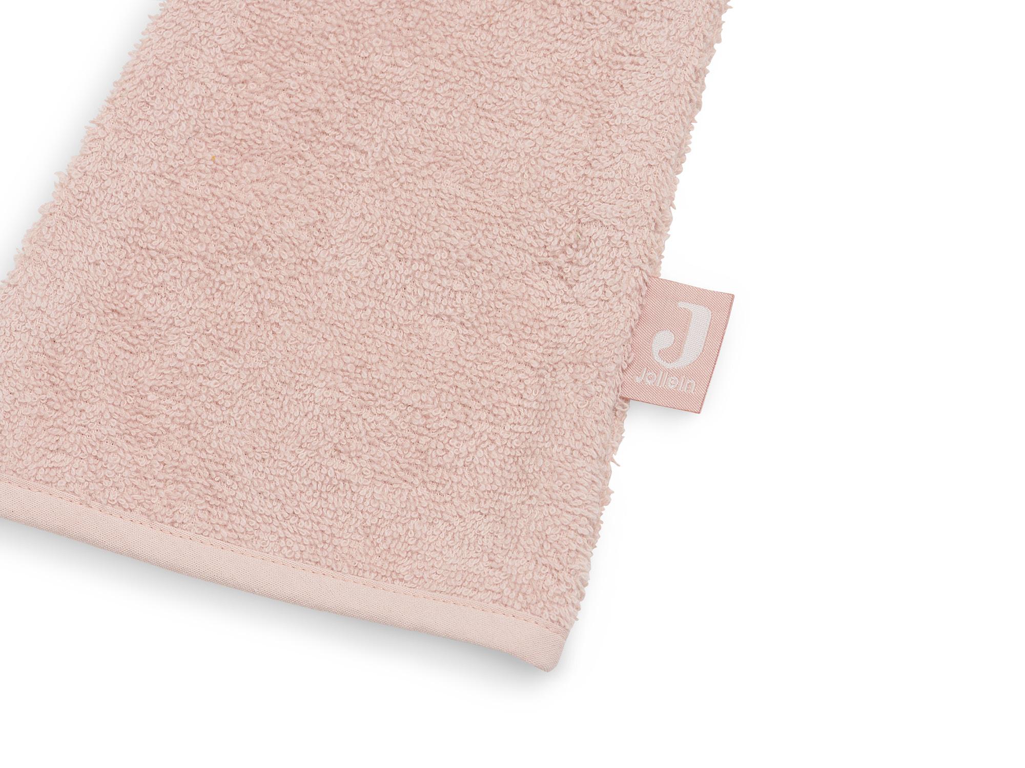Afbeelding Jollein Washand badstof I Pale Pink