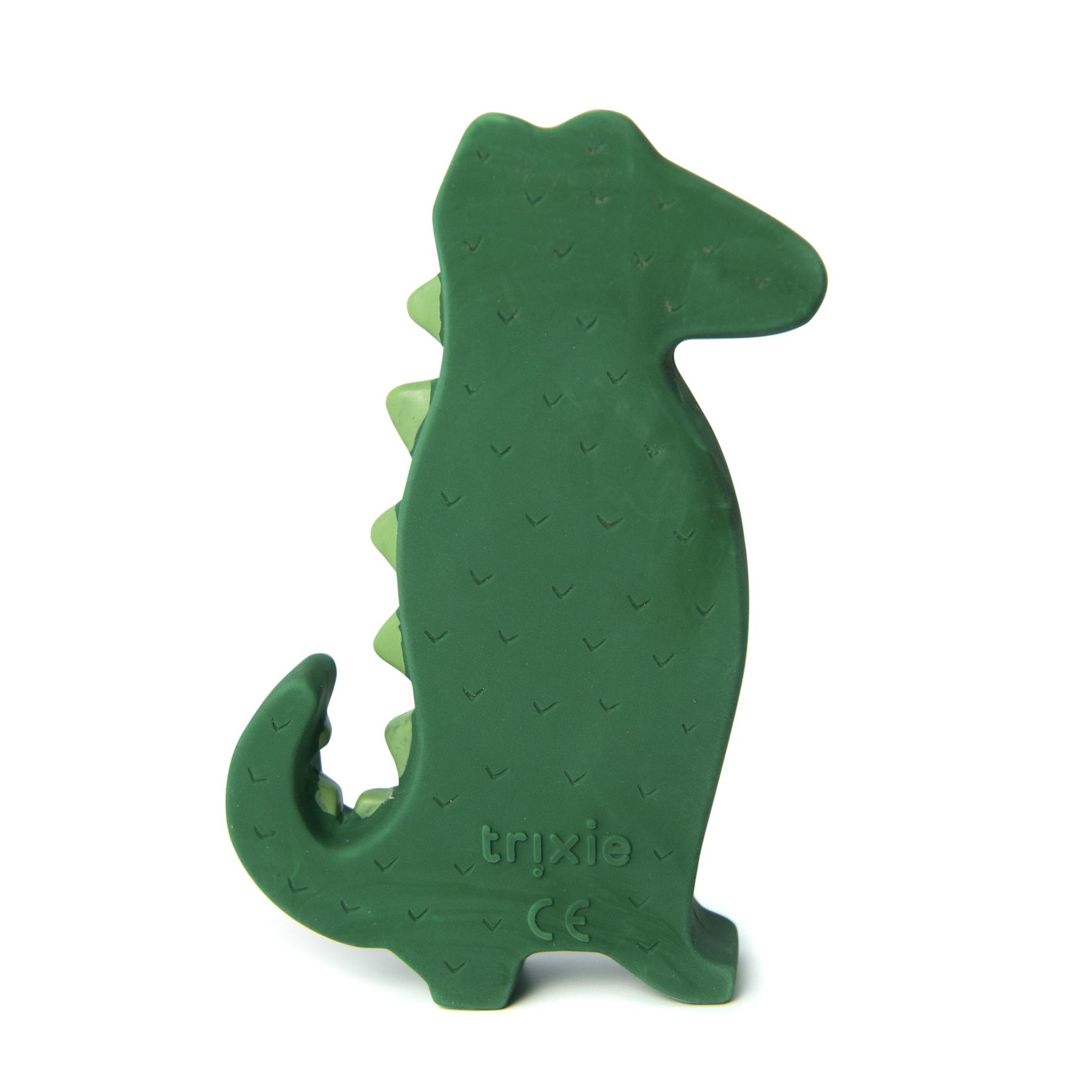 Afbeelding Trixie Bijtspeeltje Natuurrubber I Mr Crocodile